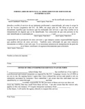 Spanish Interpretation Waiver